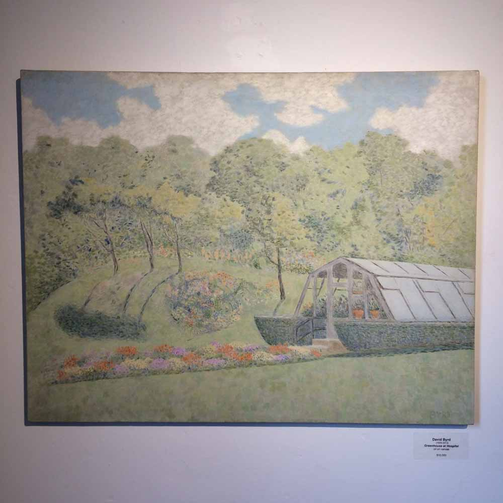 6B Smithy Gallery, Cooperstown, NY 2017