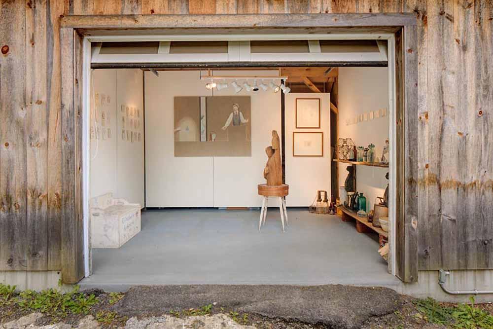 7C Art Garage, Cooperstown, NY 2017