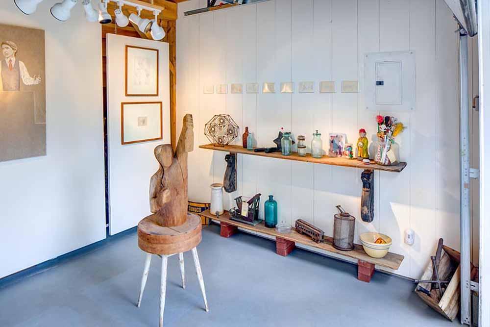 7H Art Garage, Cooperstown, NY 2017